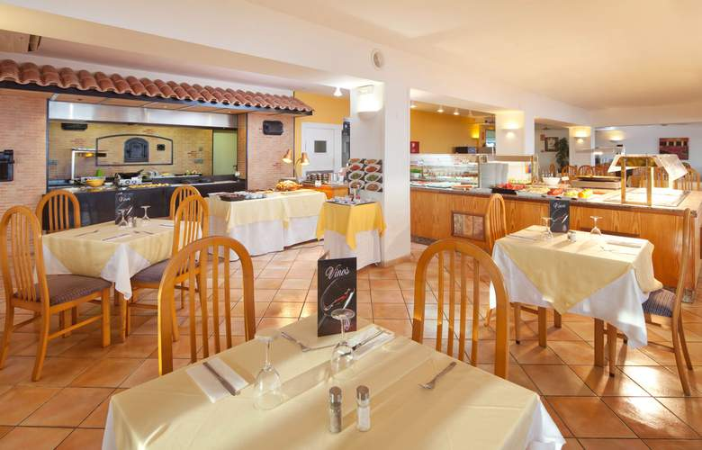 JS Cape Colom - Restaurant - 6