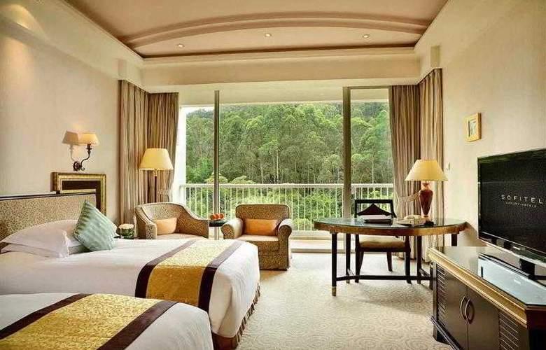 Sofitel Dongguan Golf Resort - Hotel - 40