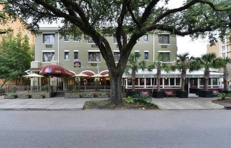 Best Western Plus St. Charles Inn - Hotel - 1