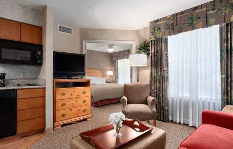 Homewood Suites by Hilton Indianapolis-At The - Hotel - 3
