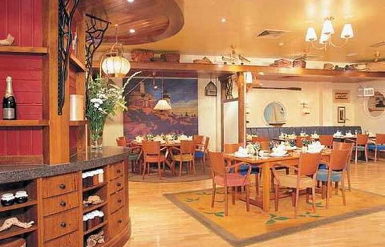 Holiday Inn Leicester - Restaurant - 4