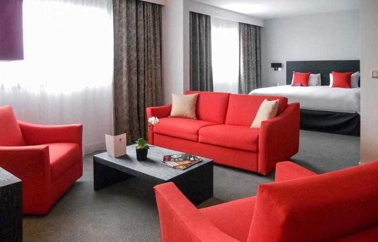 Mercure Bordeaux Le Lac - Hotel - 14
