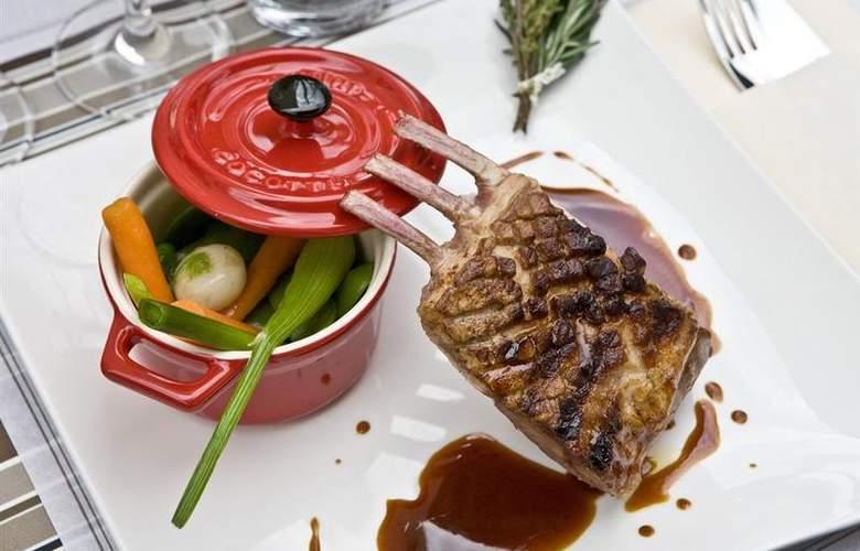 Best Western Hotel Des Francs - Restaurant - 26