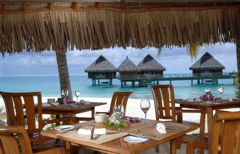 Conrad Bora Bora Nui - Restaurant - 10