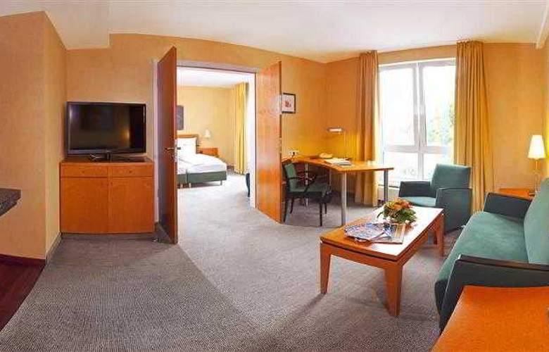 Best Western Premier Airporthotel Fontane Berlin - Hotel - 14
