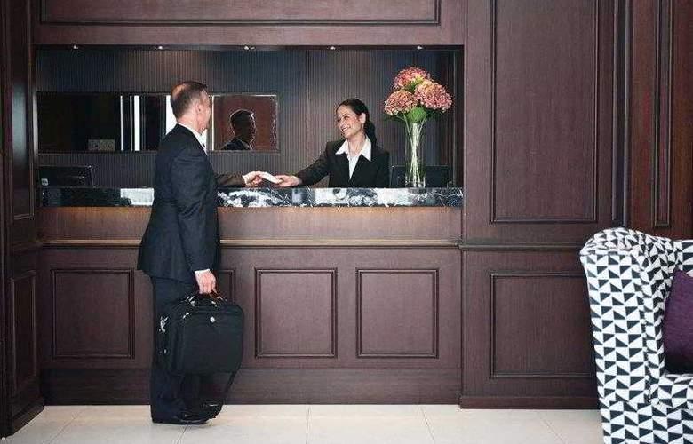 Best Western Mornington Hotel London Hyde Park - Hotel - 4