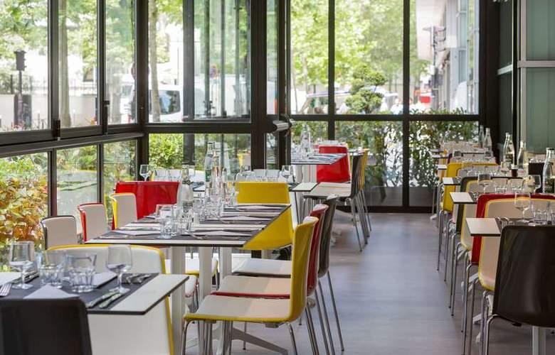 Kyriad Paris Bercy Village - Restaurant - 4