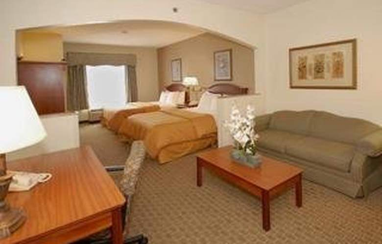 Comfort Suites (Southaven) - Room - 3
