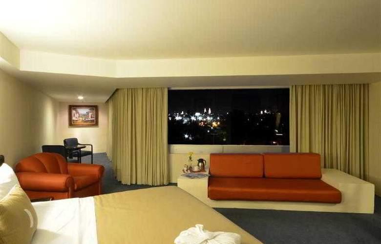 Best Western Plus Gran Morelia - Hotel - 103