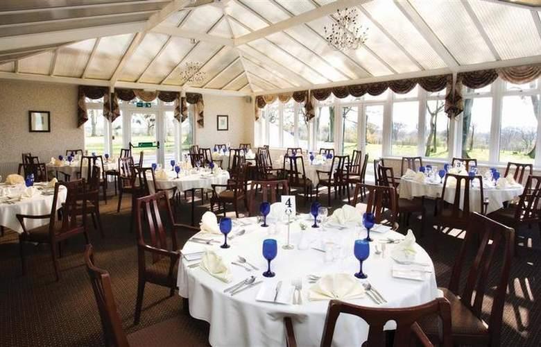 Best Western Dryfesdale - Restaurant - 371