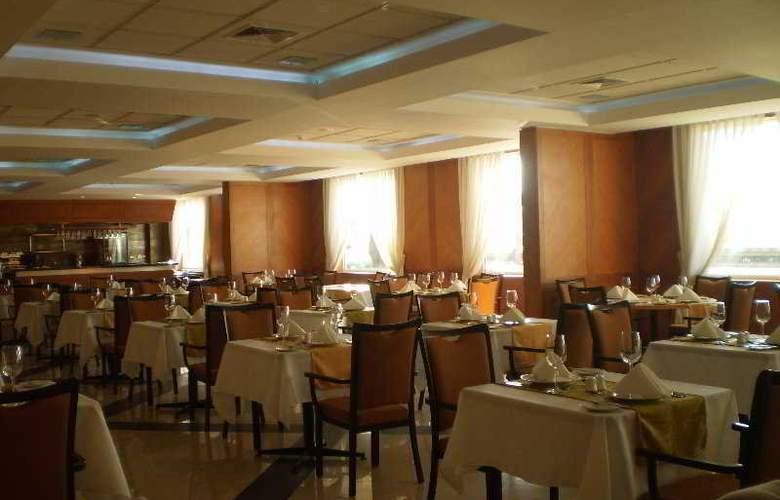 Diego de Almagro Valparaiso - Restaurant - 5