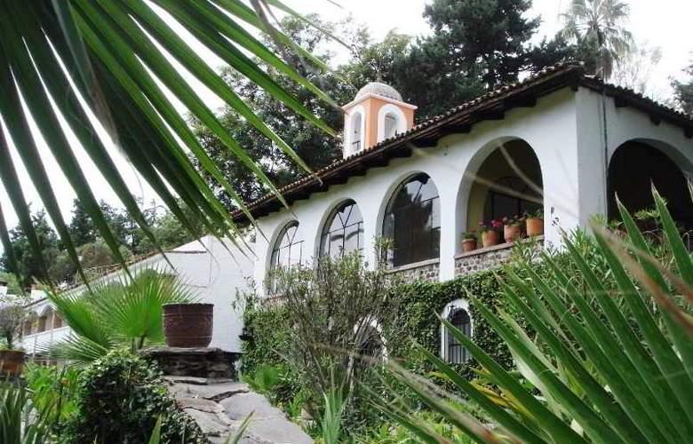 Rancho Hotel El Atascadero - Hotel - 4