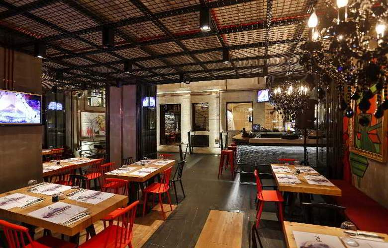 Occidental The Public - Restaurant - 30
