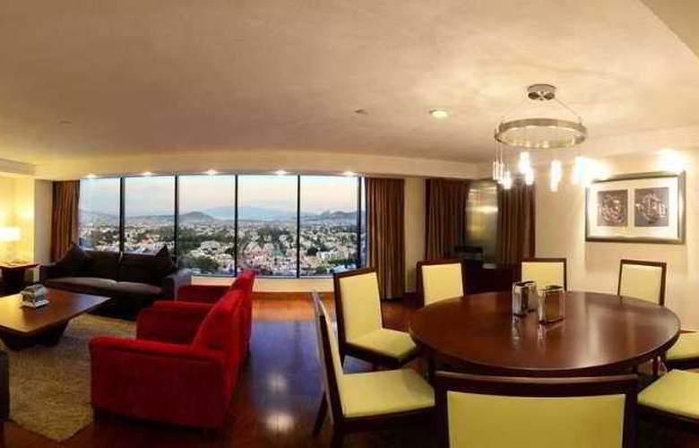 Hilton Guadalajara - Hotel - 10