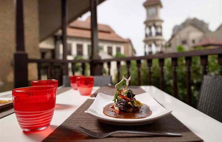 Pullman Putrajaya Lakeside - Restaurant - 89