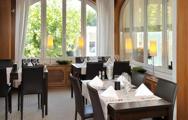 Aarau-West Swiss Quality Hotel - Restaurant - 9