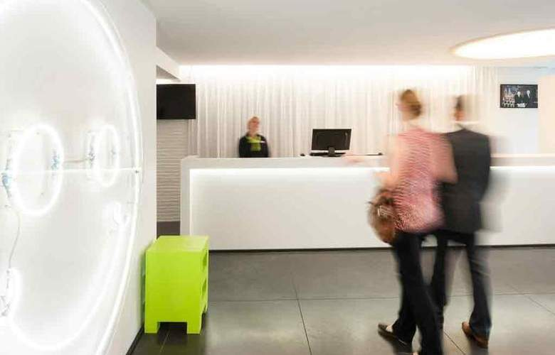 Ibis Styles Brussels Louise - Hotel - 9