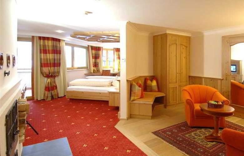 Alpenhotel Saalbach Hotel - Room - 4