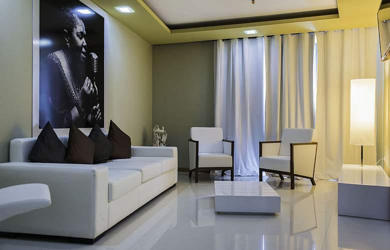 Vip Praia Hotel - Room - 10
