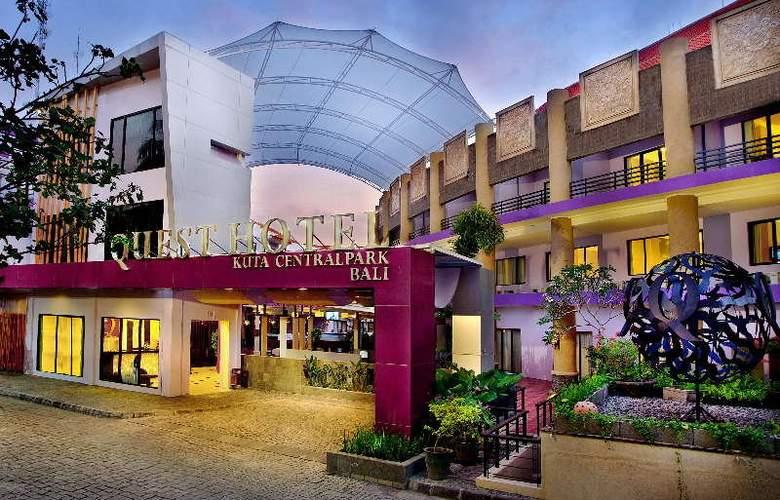 Quest Hotel Kuta Central Park - Hotel - 0
