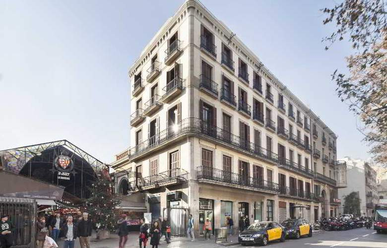 Exe Ramblas Boquería - Hotel - 9