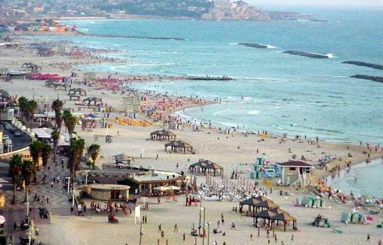 Carlton Tel Aviv - Beach - 5