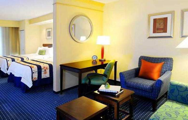 SpringHill Suites Fort Worth University - Hotel - 2