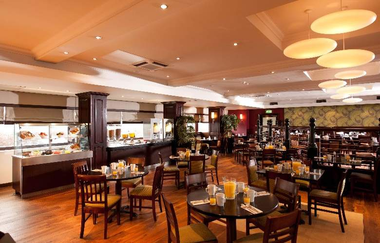 Glasgow Pond Hotel - Restaurant - 7