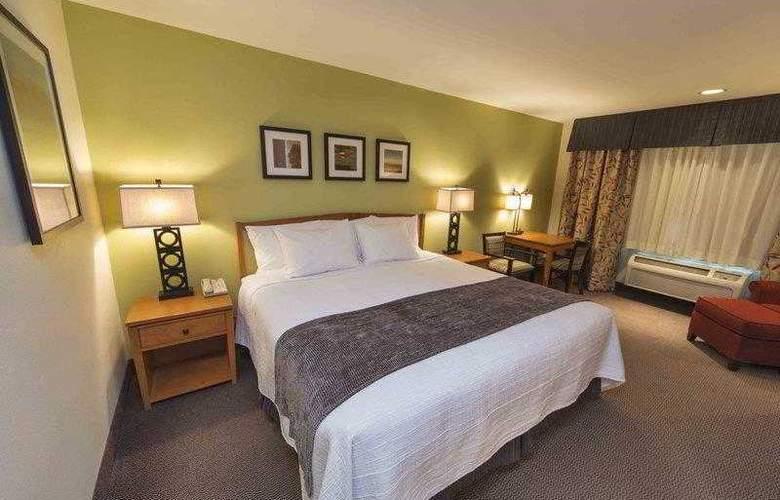 Best Western Rocky Mountain Lodge - Hotel - 8