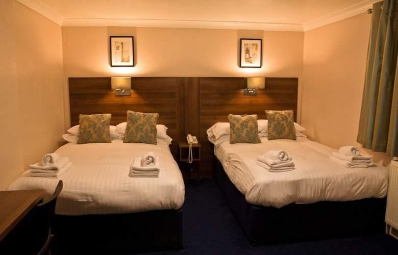 Hanover Hotel Victoria - Room - 15