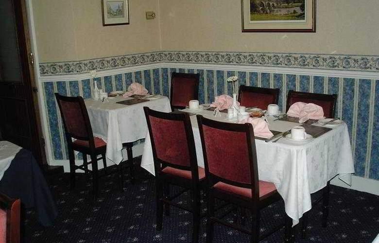 Arisaig Guest House - Restaurant - 3