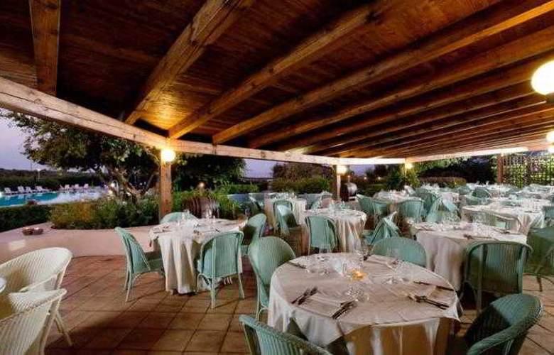 Family Hotel Sporting Tanca Manna - Restaurant - 12