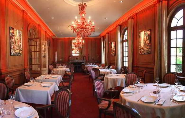 Qualys Hotel la Maison Rouge - Restaurant - 6