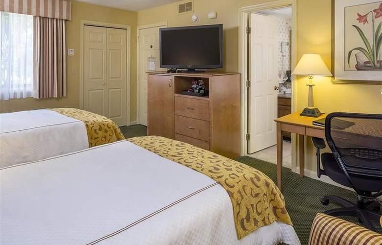 Best Western Plus Inn & Suites - Room - 15