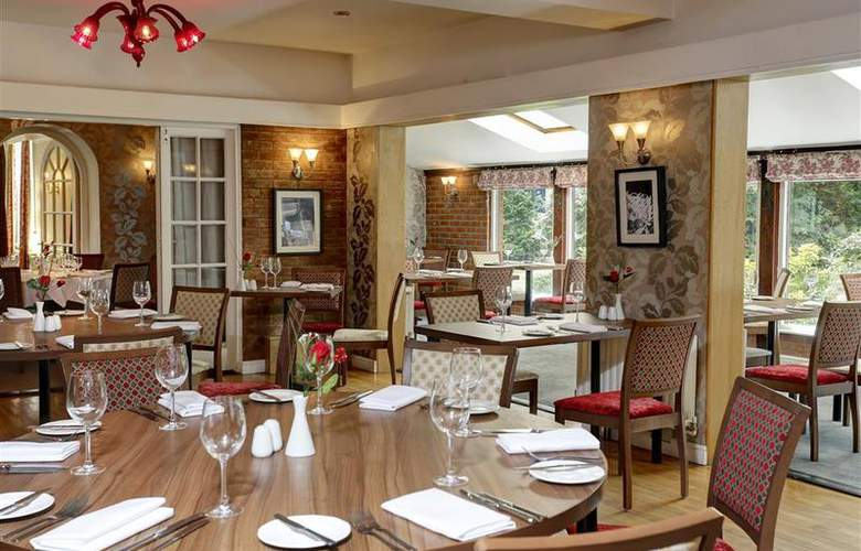 Dower House & SPA - Restaurant - 105