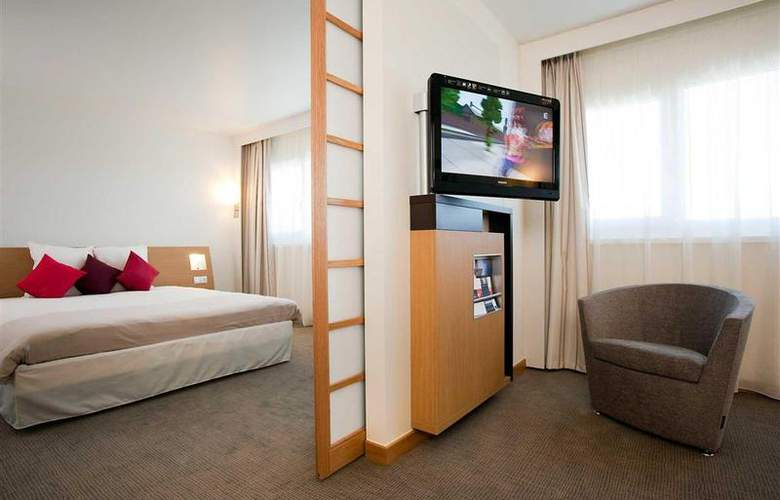 Novotel Saint Quentin Golf National - Room - 81