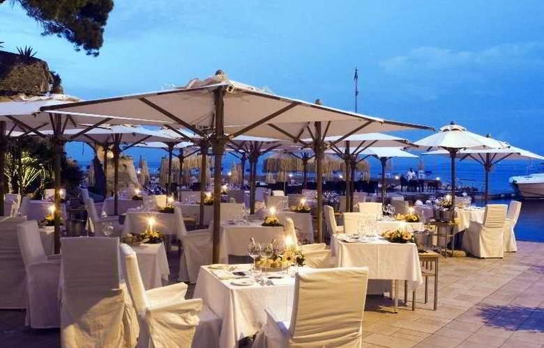 L'Albergo Della Regina Isabella - Restaurant - 8