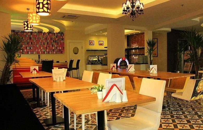 Tempo Hotel Caglayan - Restaurant - 21