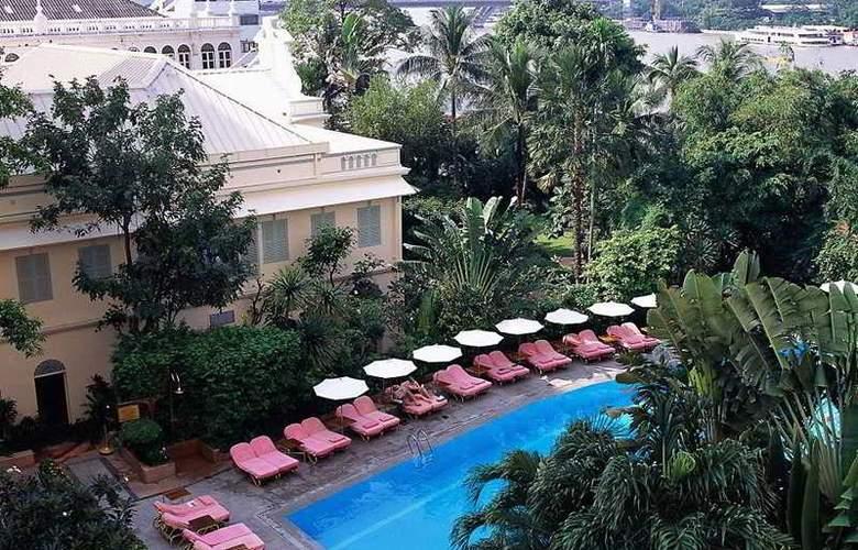 Mandarin Oriental Bangkok - Pool - 8