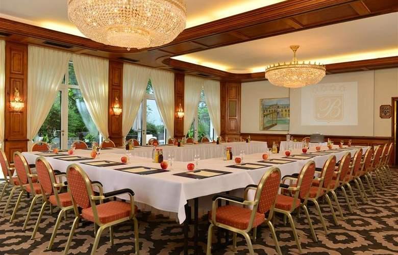Best Western Premier Parkhotel Kronsberg - Conference - 45