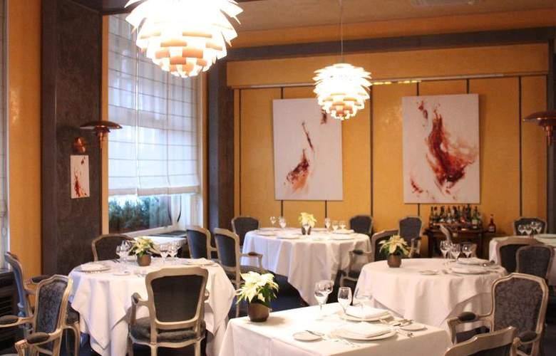 Best Western Grand Bristol - Restaurant - 71
