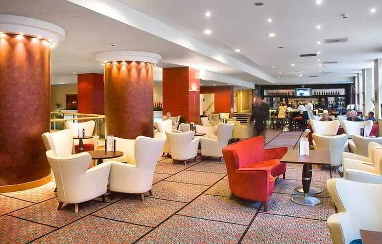 Hilton Edinburgh Carlton - Bar - 4
