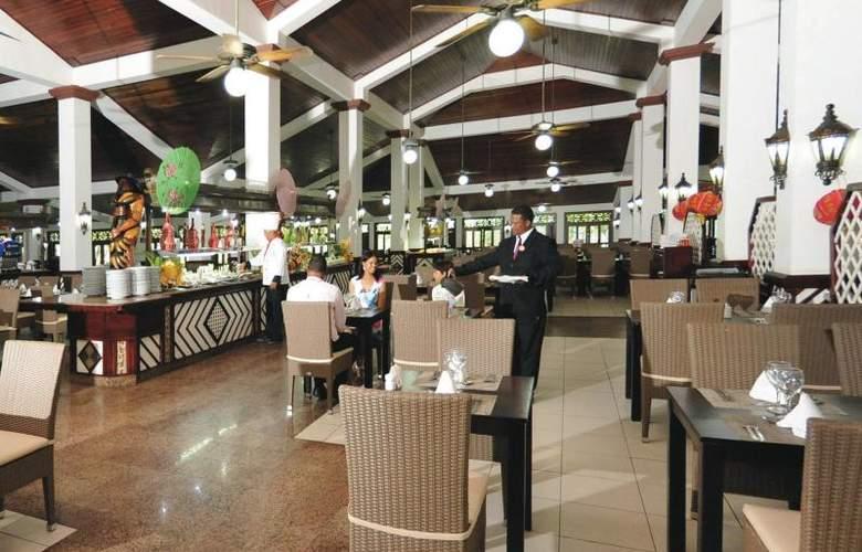 Senator Puerto Plata Spa Resort - Restaurant - 21