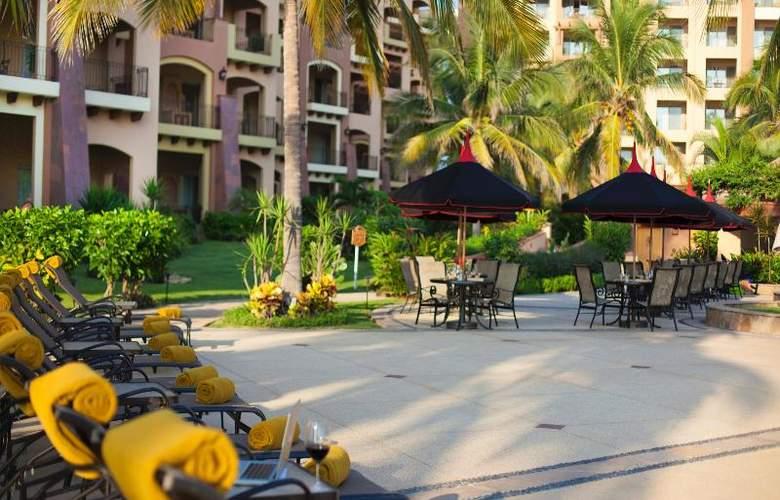 Villa La Estancia Nvo Vallarta Beach Resort & Spa - Restaurant - 40