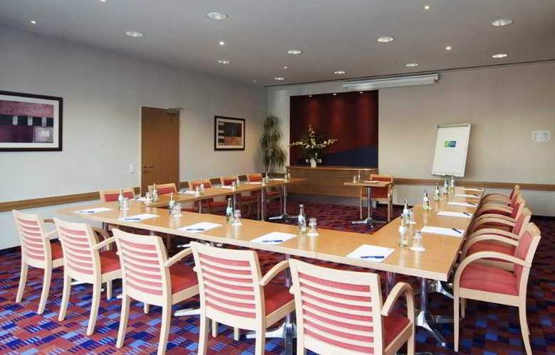 Holiday Inn Express Cologne Muelheim - Conference - 31