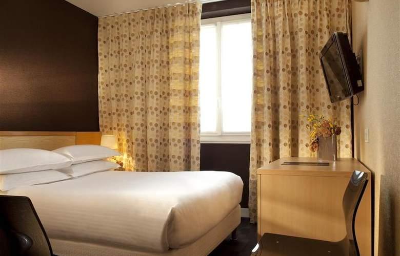 Best Western Bretagne Montparnasse - Room - 1
