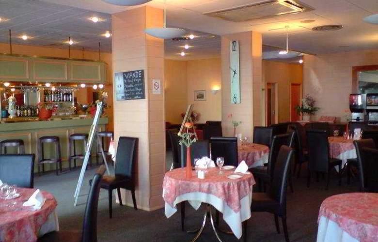 Interhotel Relais St-Eloi - Restaurant - 4