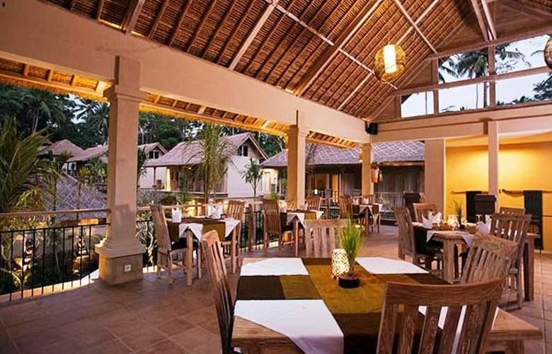Puri Sunia Resort Bali - Restaurant - 10