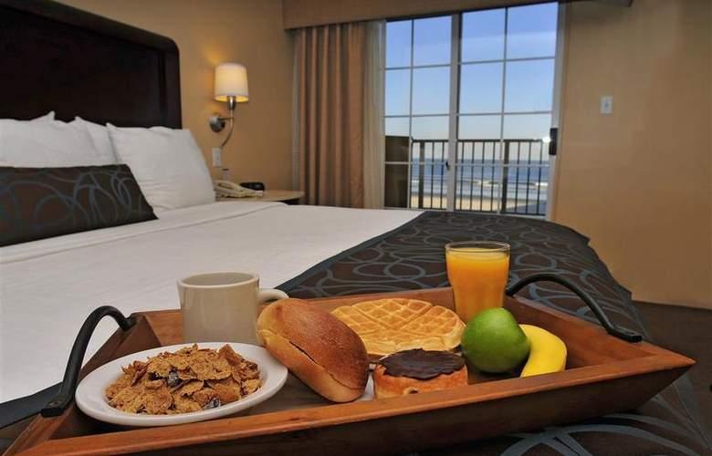 Best Western Oceanfront - Restaurant - 74