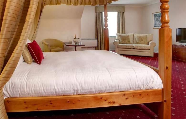 Best Western Bentley Leisure Club Hotel & Spa - Room - 95